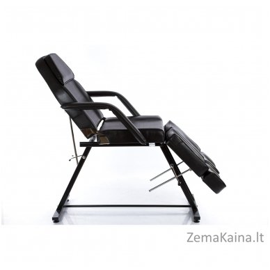Kosmetologinis krėslas Restpro B-2 Black 3