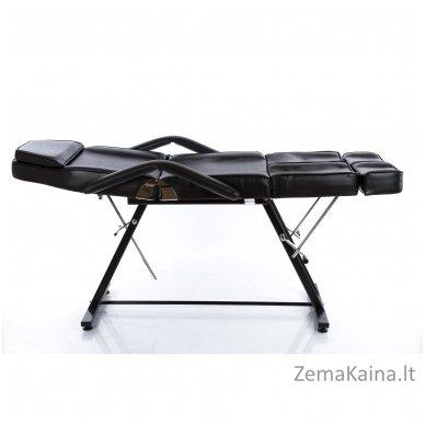 Kosmetologinis krėslas Restpro B-2 Black 4