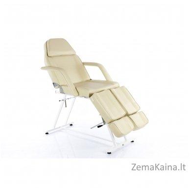 Kosmetologinis krėslas Restpro B-2 White 2