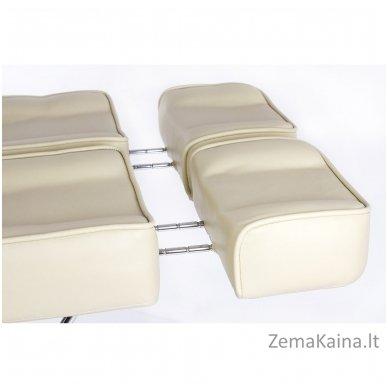 Kosmetologinis krėslas Restpro B-2 White 16