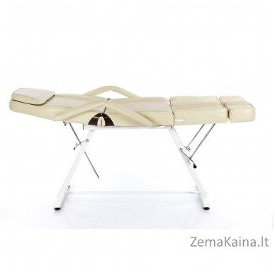 Kosmetologinis krėslas Restpro B-2 White 4