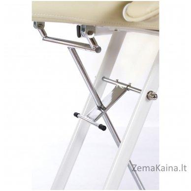 Kosmetologinis krėslas Restpro B-2 White 8