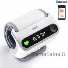 Kraujospūdžio matuoklis Braun Blood Pressure Monitorius BPW4500 iCheck 7 Memory capacity 100 readings, Ekranas OLED