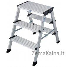 Kopėčios  Krause Folding Step double-sided Monto Treppo