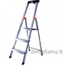 Kopėčios Krause Safety Folding ladder silver