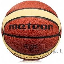 Krepšinio kamuolys Meteor Professional (6 dydis)
