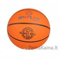 Krepšinio kamuolys Spartan Florida, 7 dydis (lauko, vidaus)