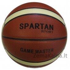 Krepšinio kamuolys Spartan Game Master, 7 dydis (vidaus)