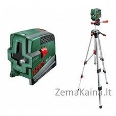 Kryžminių linijų lazeris Bosch PCL 20