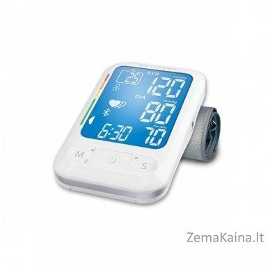 Kraujospūdžio matuoklis automatinis, žastinis Medisana BU 550 su Bluetooth funkcija