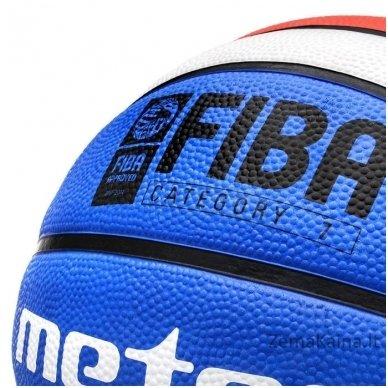 Krepšinio kamuolys METEOR TRAINING BR7 FIBA (7 dydis) 2