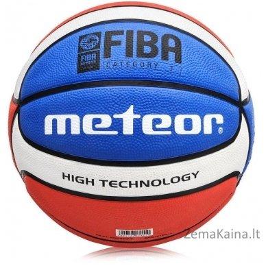 Krepšinio kamuolys METEOR TRAINING BR7 FIBA (7 dydis)