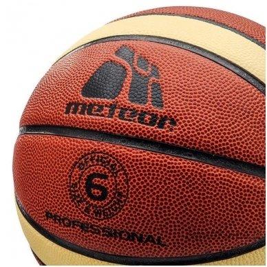Krepšinio kamuolys Meteor Professional (6 dydis) 2