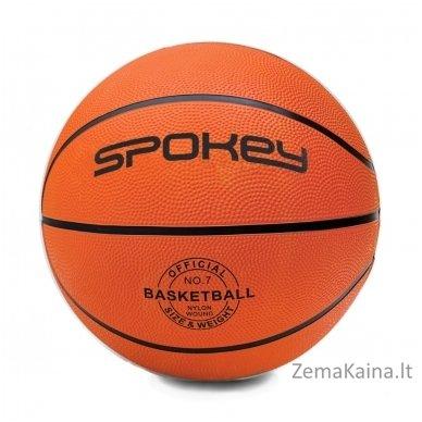 Krepšinio kamuolys Spokey CROSS (7 dydis)