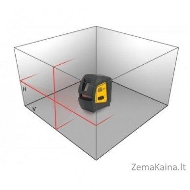 Kryžminio lazerio CL1D komplektas 2