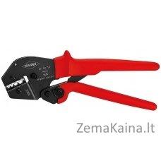 Laidų antgalių užspaudimo replės 0,5-10mm2, Knipex