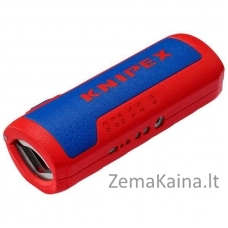 Laidų nužievinimo įrankis 0Kabeliams 0,2 / 0,3 / 0,,2-4.0mm2, Knipex