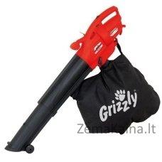Lapų pūstuvas / siurblys 2600W Grizzly ELS 2614-2 E