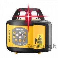 Lazerinis nivelyras Nivel System NL520