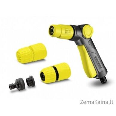 Laistymo pistoletas Plus su 1/2, 1/3 jungtimis, Kärcher
