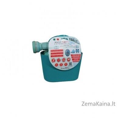 Laistymo žarna Ikra Magic Soft Smart Hose 15m 2
