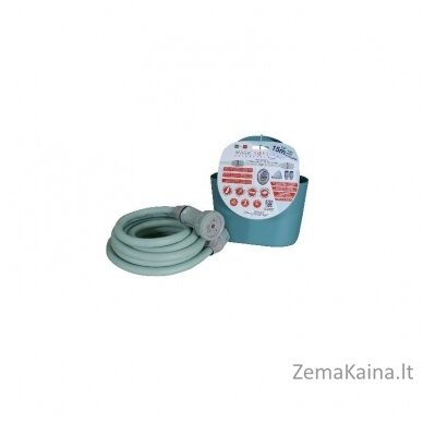 Laistymo žarna Ikra Magic Soft Smart Hose 15m 11