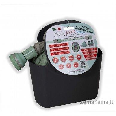 Laistymo žarna Ikra Magic Soft Smart Hose 22,5m