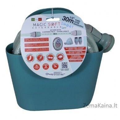 Laistymo žarna Ikra Magic Soft Smart Hose 30m 2