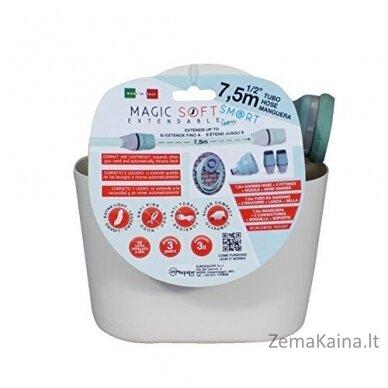Laistymo žarna Ikra Magic Soft Smart Hose 7,5m