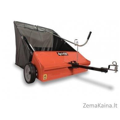 Lawnsweeper, width 110 cm, Agri-Fab