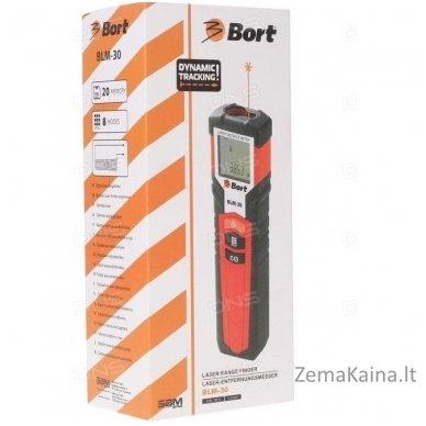 Lazerinis atstumų matuoklis Bort BLM-30 2