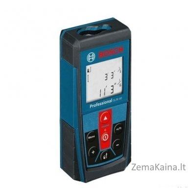 Lazerinis atstumų matuoklis Bosch GLM 40