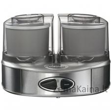 Ledų gaminimo aparatas Cuisinart ICE40BCE, dvigubas, 50 W
