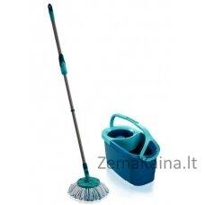 Leifheit Clean Twist Disc šluota grindims plauti