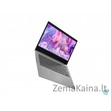 "Lenovo IdeaPad 3 Notebook Grey,81WD00NTMH Platinum 35.6 cm (14"") 1920 x 1080 pixels 10th gen Intel® Core™ i3 8 GB DDR4-SDRAM 512 GB SSD Wi-Fi 5 (802.11ac) Windows 10 Home"