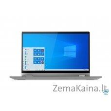 "Lenovo IdeaPad Flex 5 Hybrid (2-in-1) Grey, Platinum 35.6 cm (14"") 1920 x 1080 pixels Touchscreen 10th gen Intel® Core™ i3 4 GB DDR4-SDRAM 128 GB SSD Wi-Fi 5 (802.11ac) Windows 10 Home S"