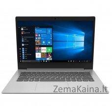 """Lenovo IdeaPad Slim 1 Notebook Grey, Platinum 35.6 cm (14"""") 1920 x 1080 pixels AMD A4 4 GB DDR4-SDRAM 64 GB eMMC Wi-Fi 5 (802.11ac) Windows 10 Home S"""