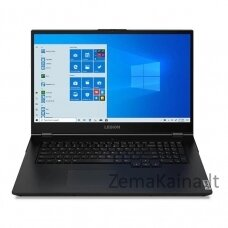 "Lenovo Legion 5 DDR4-SDRAM Notebook 43.9 cm (17.3"") 81Y8004HPB 1920 x 1080 pixels 10th gen Intel® Core™ i7 8 GB 512 GB SSD NVIDIA® GeForce® GTX 1660 Ti Wi-Fi 6 (802.11ax) FreeDOS Black"