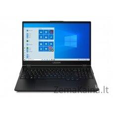 """Lenovo Legion 5 Notebook 39.6 cm (15.6"""") 1920 x 1080 pixels AMD Ryzen 5 8 GB DDR4-SDRAM 1512 GB SSD + HDD NVIDIA® GeForce® GTX 1650 Ti Wi-Fi 6 (802.11ax) FreeDOS Black"""
