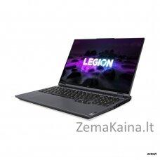 "Lenovo Legion 5 Pro 82JS0016PB Notebook 40.6 cm (16"") WQXGA AMD Ryzen 7 16 GB DDR4-SDRAM 512 GB SSD NVIDIA GeForce RTX 3050 Wi-Fi 6 (802.11ax) Windows 10 Home Black, Grey"