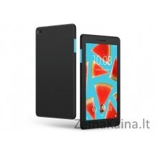 """Lenovo Tab E7 TB-7104I 17,8 cm (7"""") Mediatek 1 GB 16 GB Wi-Fi 4 (802.11n) 3G Juoda Android 8.1 Oreo"""