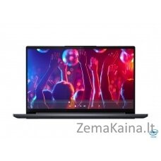 """Lenovo Yoga Slim 7  Pilka 35,6 cm (14"""") 1920 x 1080 pikseliai 10 kartos """"Intel® Core™ i5"""" 8 GB LPDDR4x-SDRAM 256 GB SSD Wi-Fi 6 (802.11ax) Windows 10 Home"""