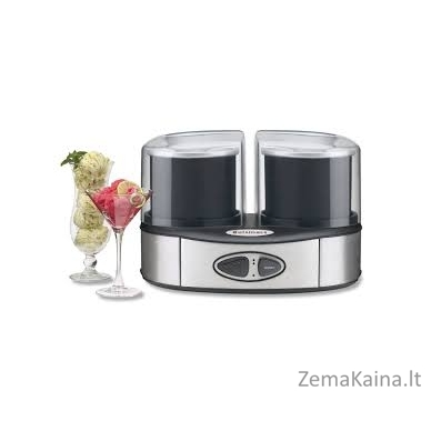 Ledų gaminimo aparatas Cuisinart ICE40BCE, dvigubas, 50 W 3