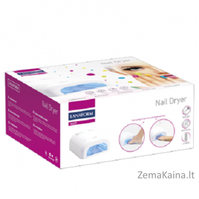 Lempa geliniams nagams Lanaform Nail Dryer 6