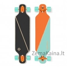 "Longboardas Street Surfing Nordic Orange 39"" - ABEC 7"