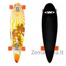 """Longboardas Worker Surfbay 36"""", kinų klevas, ABEC-7"""