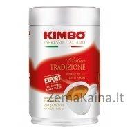 Malta pupelių kava KIMBO Antica Tradizione, 250 g skardinė