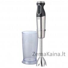 Maisto smulkintuvas Zyle ZY2053BL, 800 W, su titano peiliukais ir 600 ml indeliu
