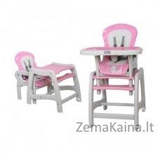 Maitinimo kėdutė Coto Baby Stars Pink