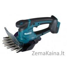 Makita DUM604ZX akumuliatorinės žolės žirklės 16 cm Juoda, Mėlyna
